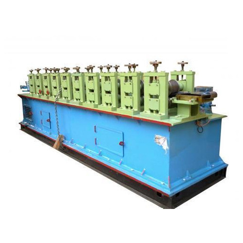 Motorcycle Wheel Rim Rolling Machine